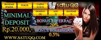 Agen Bandarq Terbaik   Domino 99   Poker Online Terpercaya