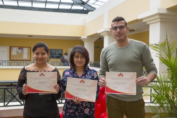 Tres Dragones obtienen el Premio PASEC Estudiante