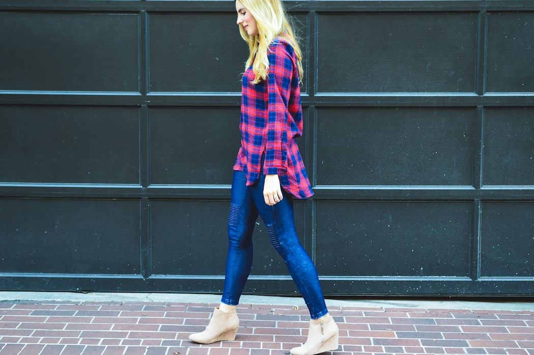 the urban umbrella style blog, vancouver style blog, vancouver fashion blog, vancouver lifestyle blog, vancouver health blog, vancouver fitness blog, vancouver travel blog, canadian faashion blog, canadian style blog, canadian lifestyle blog, canadian health blog, canadian fitness blog, canadian travel blog, bree aylwin, hunnis boutique in langley, how to style a plaid shirt, what to wear with a plaid button up, marbles moto leggings, how to wear ankle boots,best lifestyle blogs, best fitness blogs, best health blogs, best travel blogs, top fashion blogs, top style blogs, top lifestyle blogs, top fitness blogs, top health blogs, top travel blogs