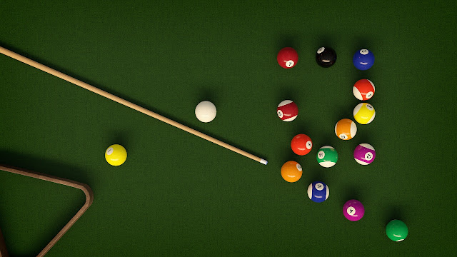 Aturan Dan Teknik Cara Bermain Biliar Bola 9