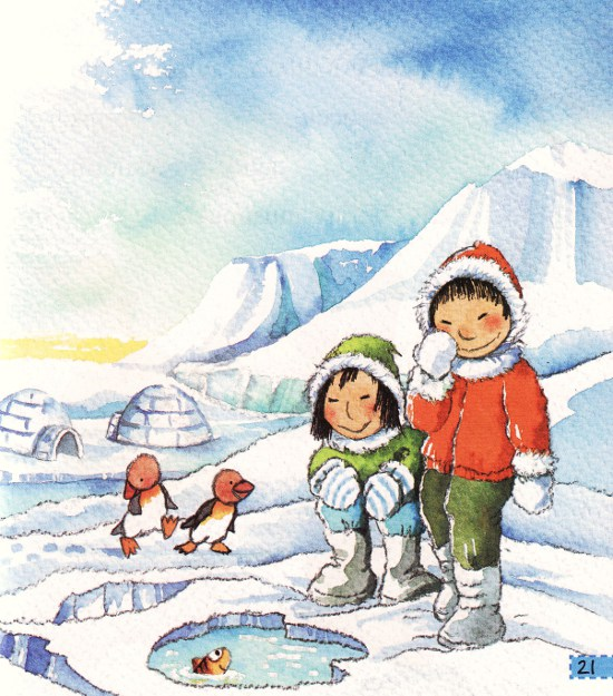 Tarçınlı Kurabiyem Alminanın Kitapları 40 Mevsimler Kış