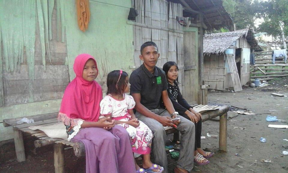 LPD Ajak Bantu Perlengkapan Sekolah 3 Anak Yatim Yang Sangat Membutuhkan di Pidie