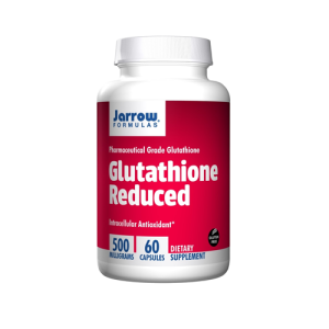Glutathione Reduced 500mg