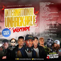 Mixtape: DJ Hacker – Unhackable International
