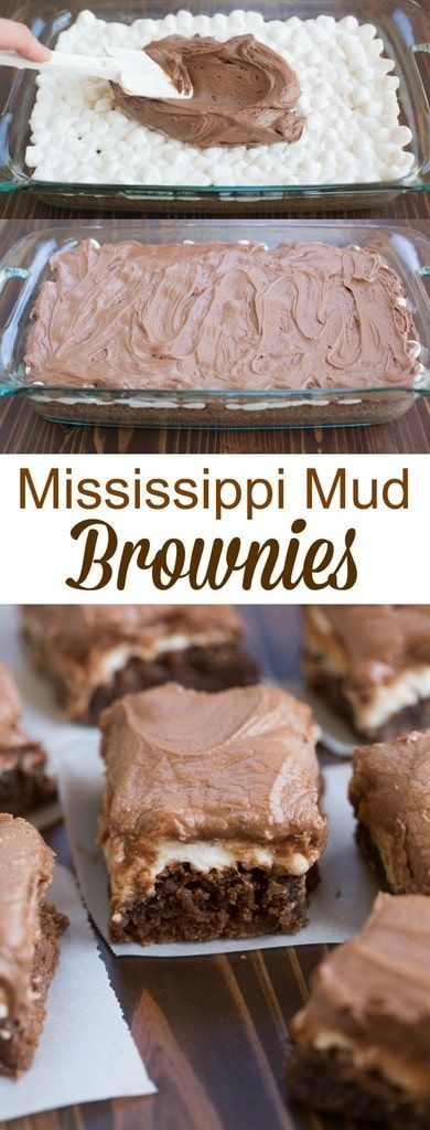 MISSISSIPPI MUD BROWNIES #mississippi #mud #brownies #browniesrecipes #dessert #dessertrecipes #easydessertrecipes #cake #cakerecipes Desserts, Healthy Food, Easy Recipes, Dinner, Lauch, Delicious, Easy, Holidays Recipe, Special Diet, World Cuisine, Cake, Grill, Appetizers, Healthy Recipes, Drinks, Cooking Method, Italian Recipes, Meat, Vegan Recipes, Cookies, Pasta Recipes, Fruit, Salad, Soup Appetizers, Non Alcoholic Drinks, Meal Planning, Vegetables, Soup, Pastry, Chocolate, Dairy, Alcoholic Drinks, Bulgur Salad, Baking, Snacks, Beef Recipes, Meat Appetizers, Mexican Recipes, Bread, Asian Recipes, Seafood Appetizers, Muffins, Breakfast And Brunch, Condiments, Cupcakes, Cheese, Chicken Recipes, Pie, Coffee, No Bake Desserts, Healthy Snacks, Seafood, Grain, Lunches Dinners, Mexican, Quick Bread, Liquor