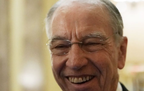 CHUCK GRASSLEY: DEMS WERE STILL 'DIGGING' FOR REASON TO DISQUALIFY KAVANAUGH ON DAY OF CONFIRMATION VOTE