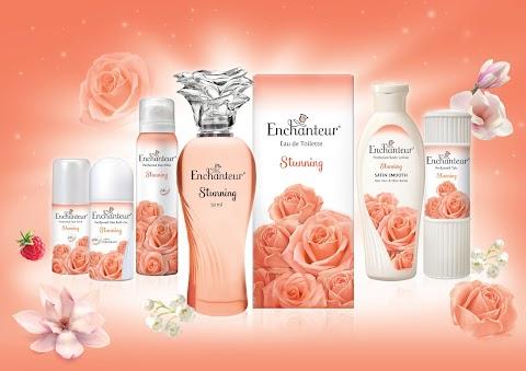 Enchanteur Stunning : Penampilan tidak akan sempurna tanpa wangian!