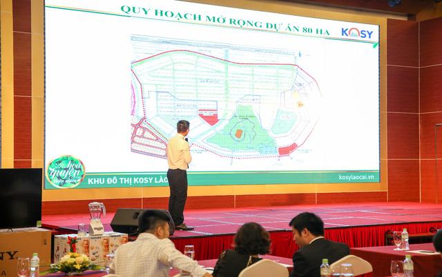 Lễ giới thiệu dự án KOSY Lào Cai