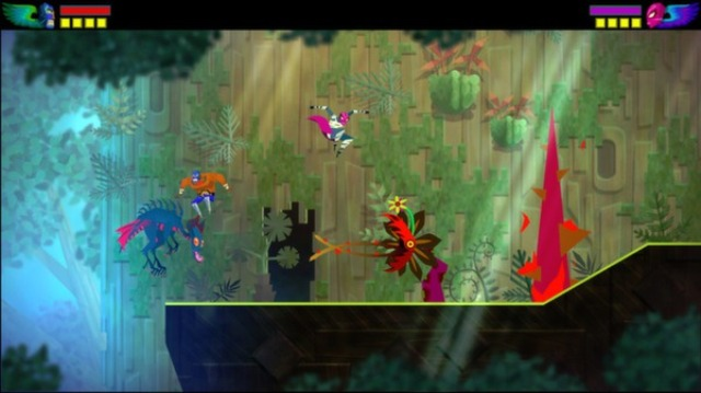 Guacamelee Gold Free Download PC Games
