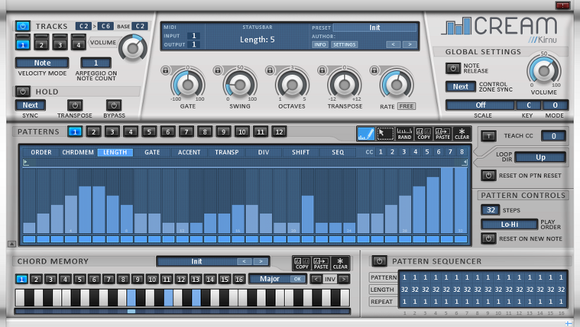 Kirnu - Cream v1.2.4 Full version free download