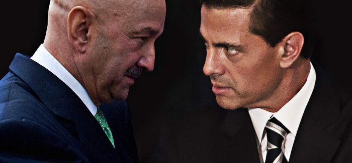 Hubo reunión el domingo entre Carlos Salinas y Enrique Peña Nieto