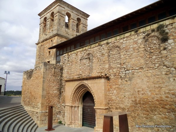 Iglesia de Santo Domingo de Silos (Alarcón, España)