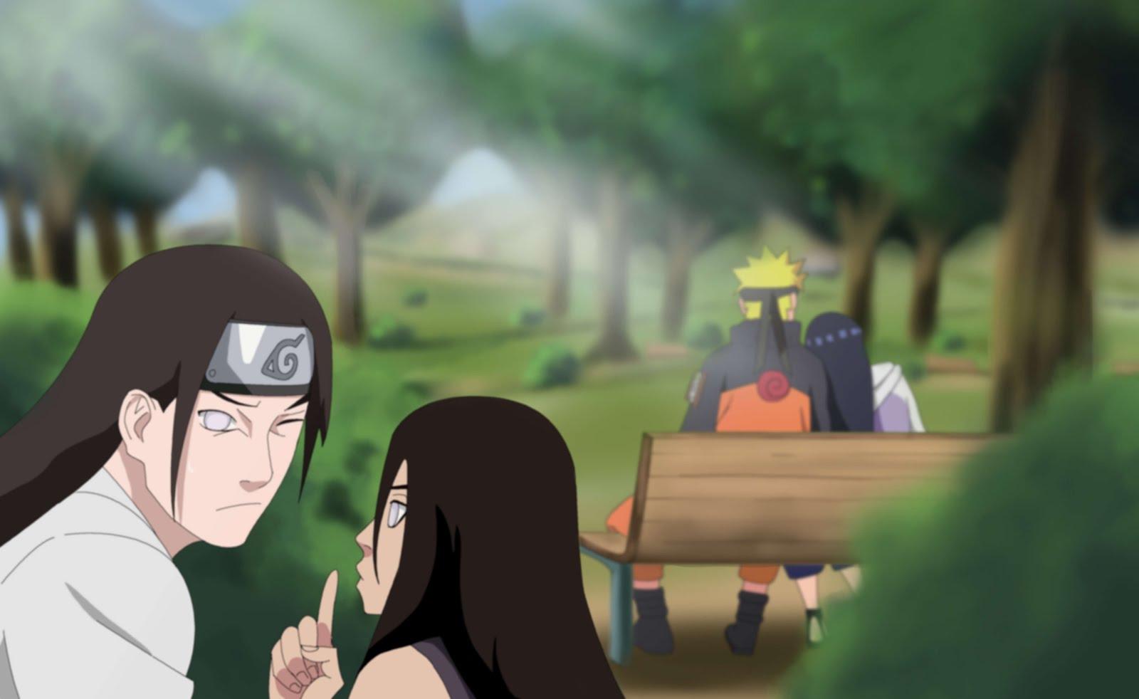 Gambar Wallpaper Kisah Cinta Hinata Naruto