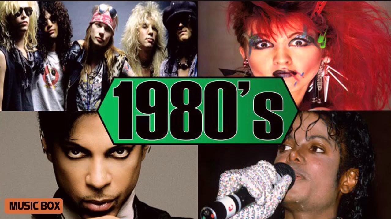 Tổng hợp nhạc nước ngoài hay nhất thập niên 80 - Phần 2