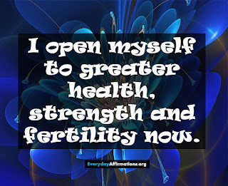 Fertility and Conception Affirmations34