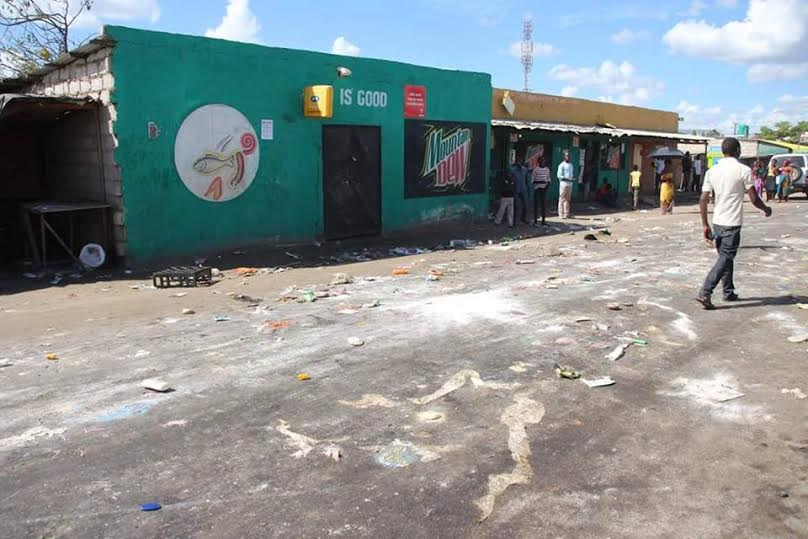 15 Photos: Foreigners killed as Zenophobic attacks erupt in Zambia