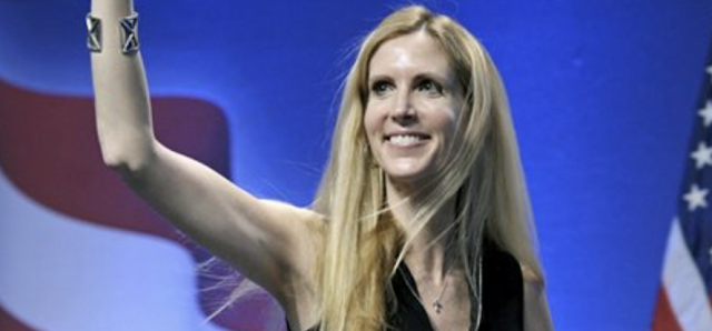 Ann Coulter, Hold Your Fire!