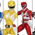 Produtos da Linha Legacy de Power Rangers chegam ao Brasil