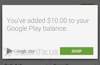 Penerapan Redeem Code Ke Google Play Store