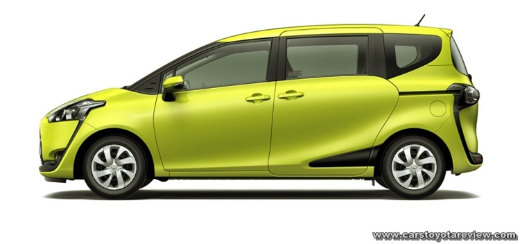2016 Toyota Sienta Review And Price
