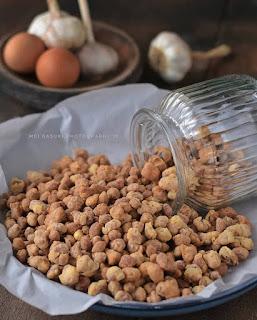 Resep Kacang Telur Ala Rumahan By @meibasuki