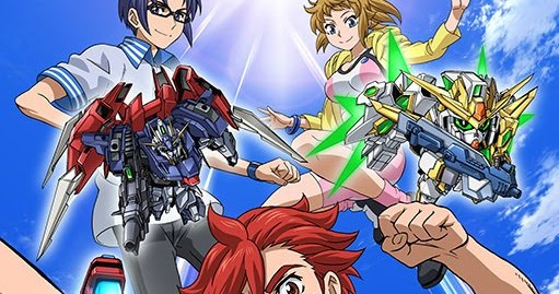 Build Fighters Comic Manga Buy Online