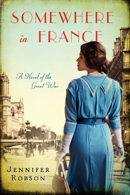 Somewhere in France by Jennifer Robson, A Book Review