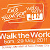 End Hunger Walk the World 2011 at SM Mall of Asia on May 29