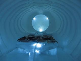 Mete insolite per una vacanza single: Ice Hotel di Jukkasjärvi, Svezia