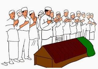 Tata Cara Sholat Jenazah Sesuai Sunnah Beserta Doanya