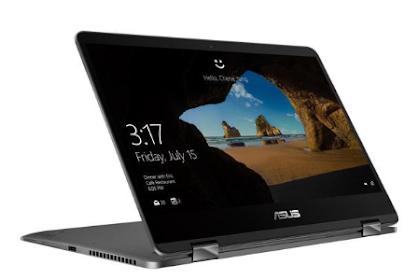 Spesifikasi Asus ZenBook Flip UX461UN, Laptop Premium dengan Kinerja Tinggi