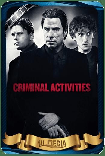 Criminal Activities 2015 BRRip 480p 300mb ESub