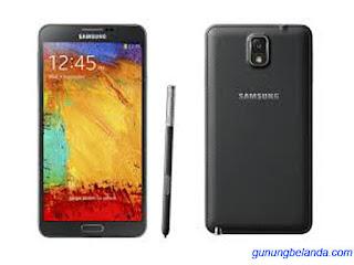 Cara Flashing Samsung Galaxy Note 3 LTE SM-N9005