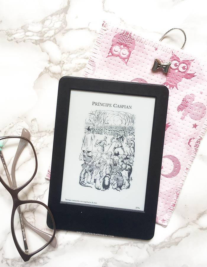 """Capítulo """"Príncipe Caspian"""" do livro As Crônicas de Nárnia"""