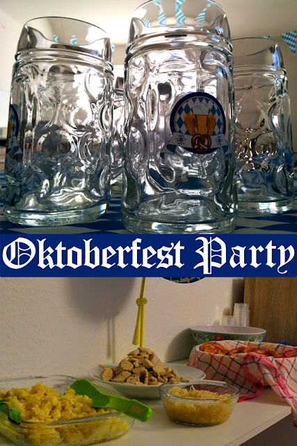 Celebrate a birthday with an Oktoberfest Party