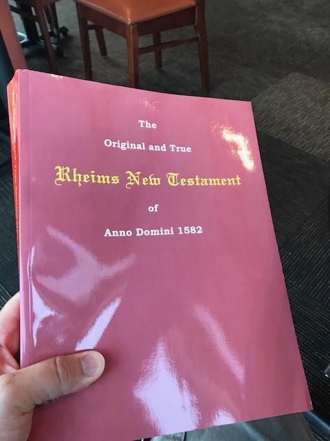 Douay-rheims catholic bible pdf download