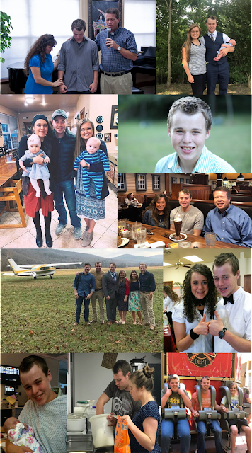 Joseph Duggar 24th birthday