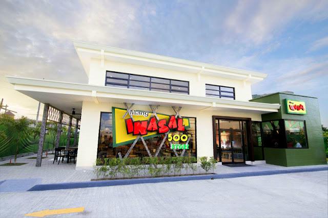 Mang Inasal 500th store