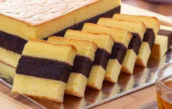 resep, cara membuat, kue, lapis, lapis surabaya