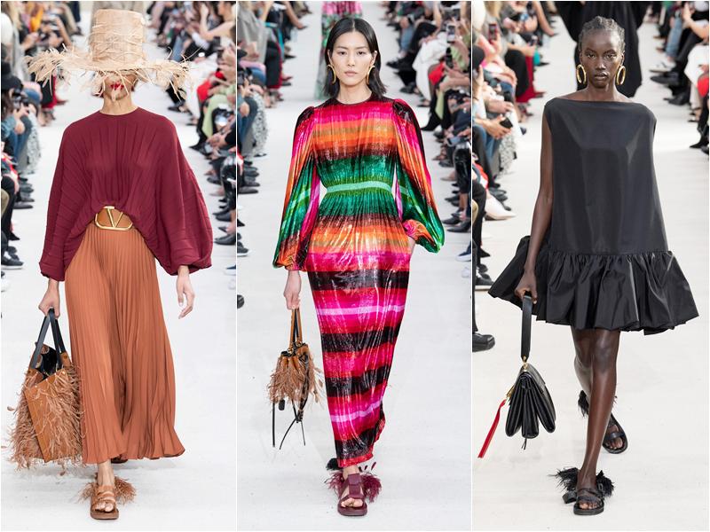 4363cdc55f Valentino | Sfilata Collezione Primavera/Estate 2019: l'haute couture  nell'abbigliamento quotidiano