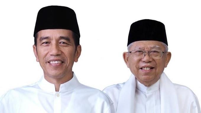 Mengenal Profil dan Sederet Prestasi Jokowi Ma'ruf Amin