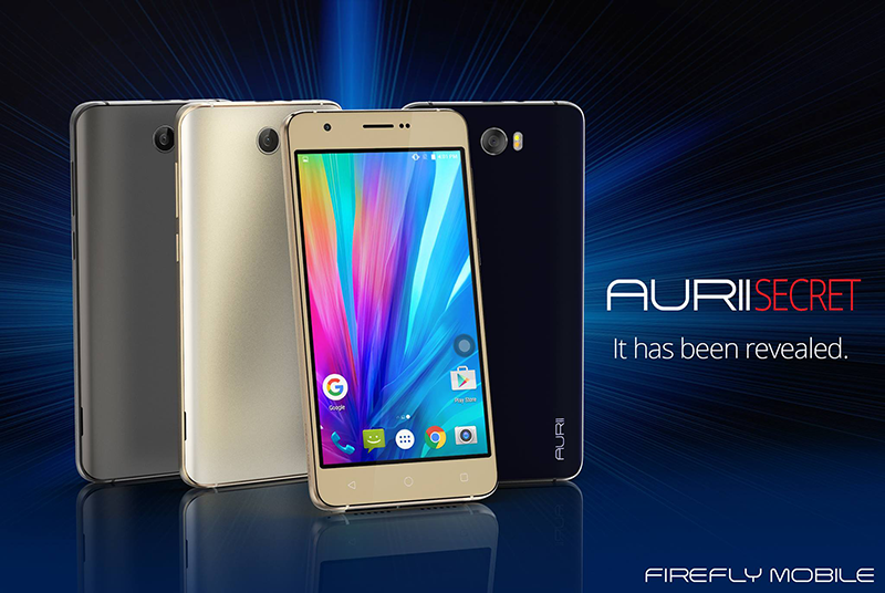 Firefly Aurii Secret Announced, A Stylish Phone With Sony IMX149 Camera