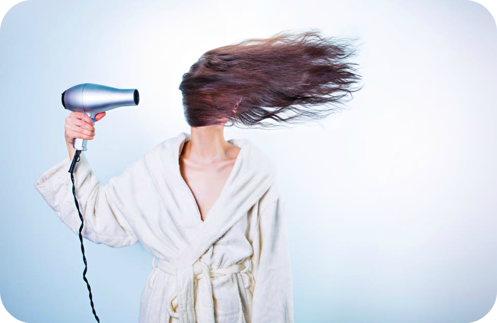 3 awesome lazy hair day hacks