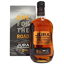 Jura, whisky, one for the road