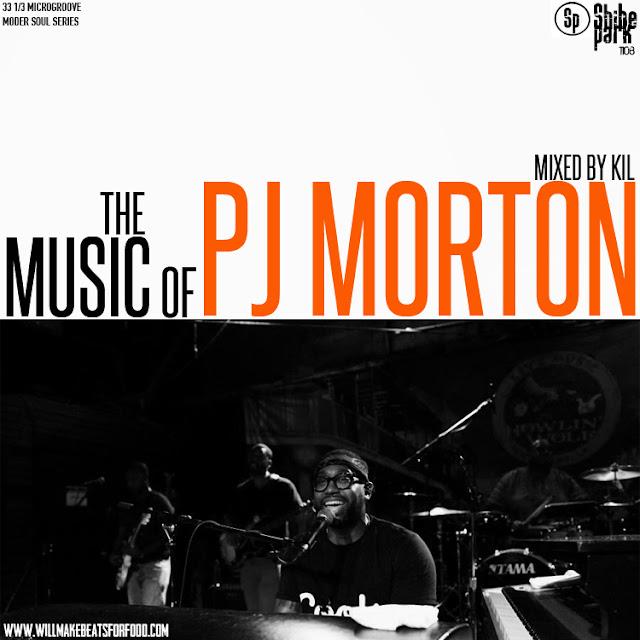 The Music of PJ Morton Mixtape