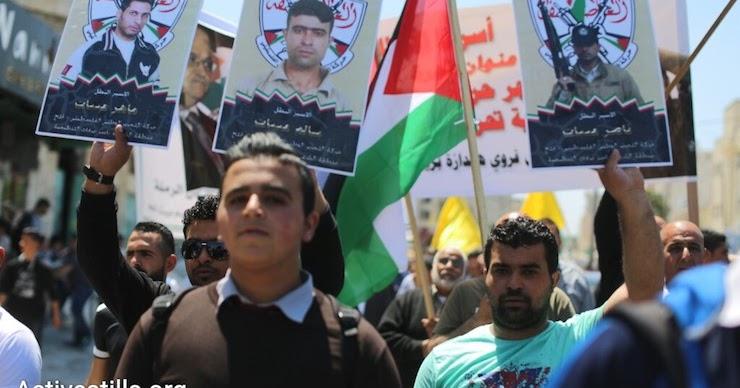 Abu pessoptimist israel straft hongerstakers en verwondt tientallen tijdens massale - Wc opgeschort ...