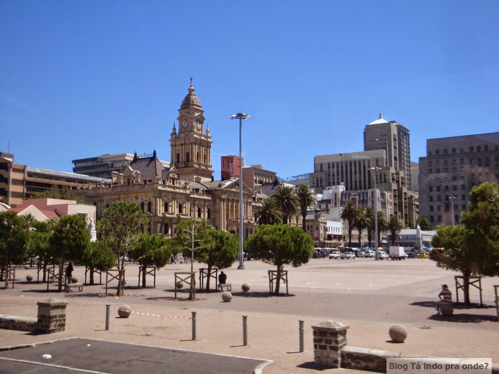 Grand Parade e Prefeitura