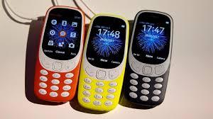 Nokia 3310 Reborn Telah Hadir di Indonesia, Inilah Harganya...