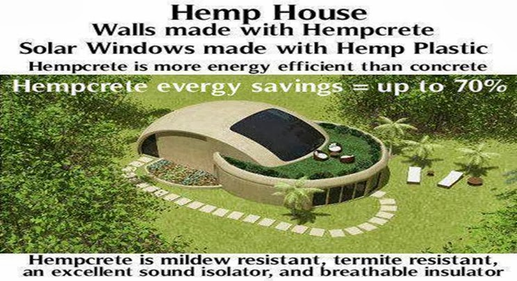 Hempcrete Can Change The Way We Build Everything