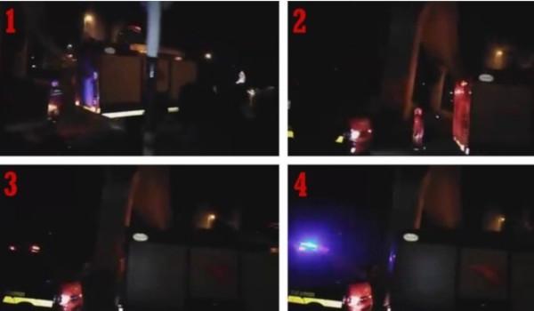 Video Adib tidak dilanggar jentera bomba tular